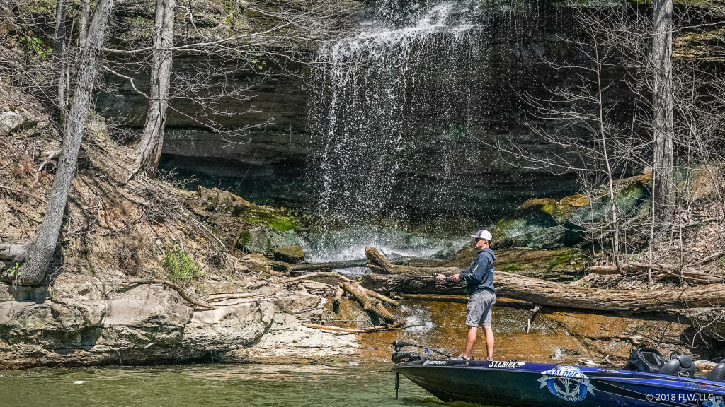 Image for Lake Cumberland Day 1 Coverage