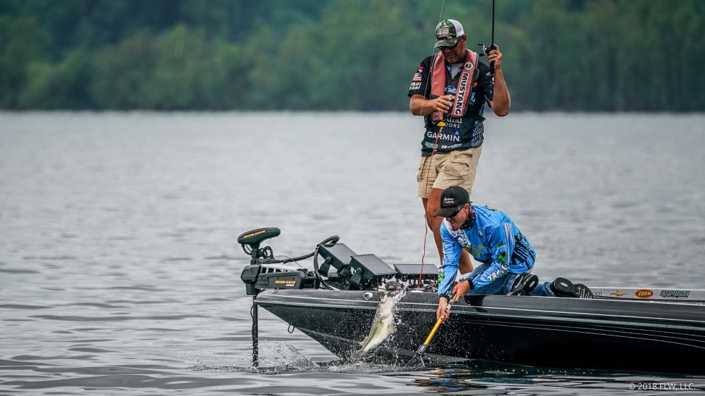 Image for Kentucky Lake Day 2 Coverage