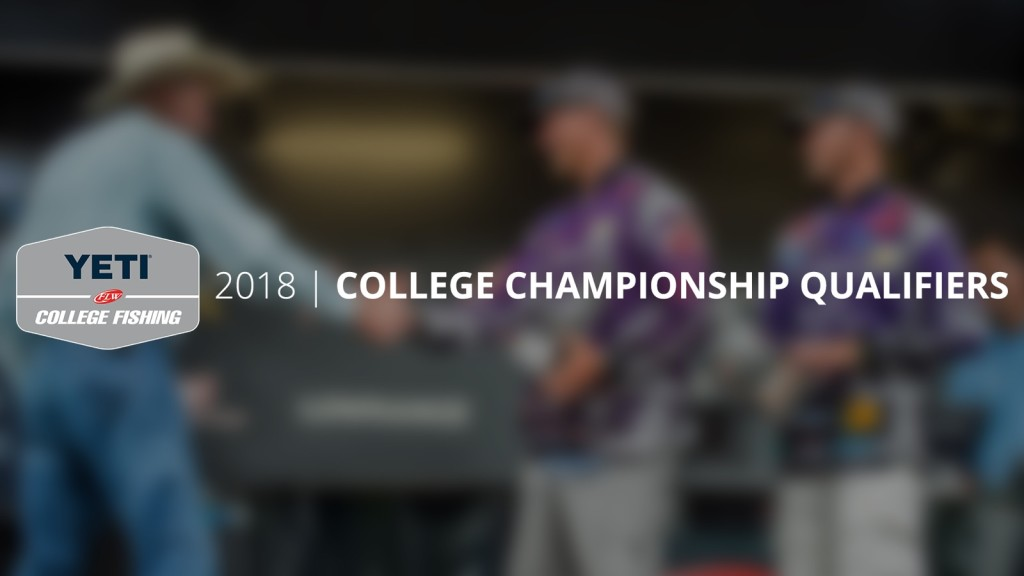 Image for 2018 YETI FLW College Fishing National Championship Qualifiers