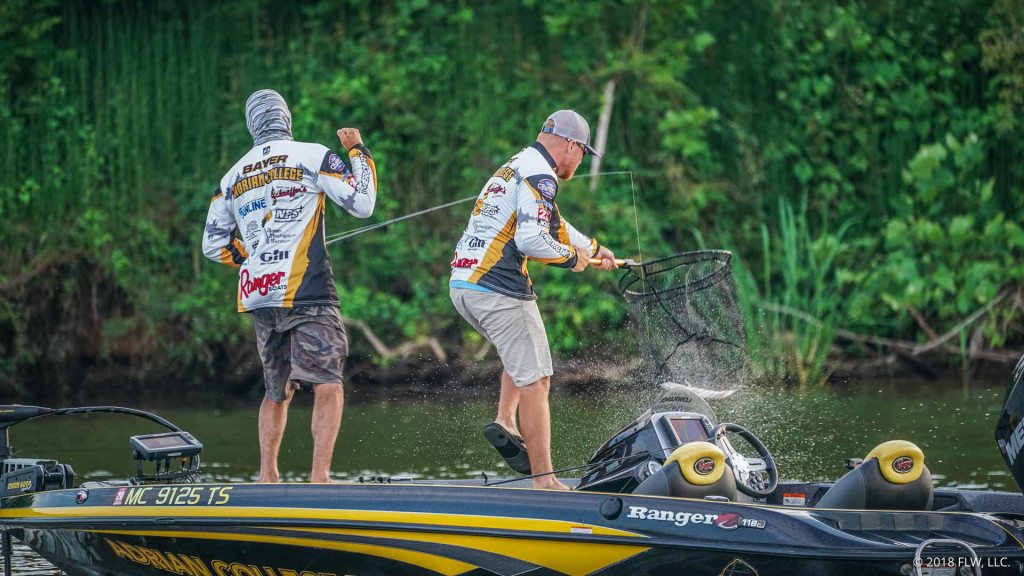 Image for Chesapeake Bay Readies for Weekend of FLW Youth Bass-Fishing Tournaments