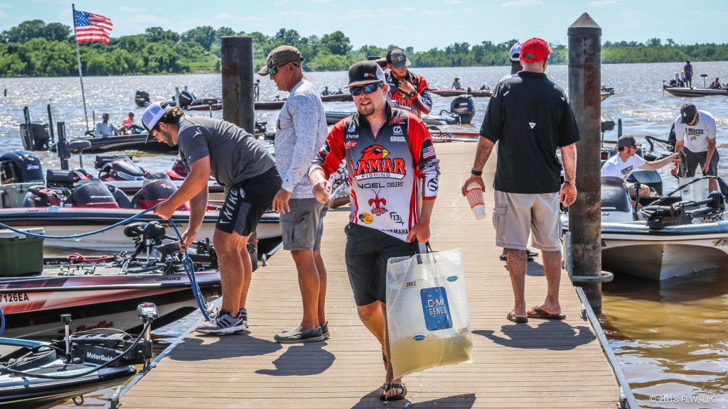 Image for Smith Mountain Lake Set for Weekend of FLW Youth Bass-Fishing Tournaments