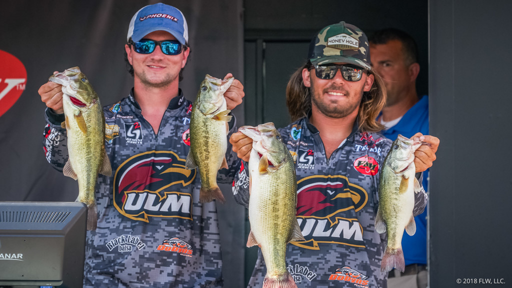 Image for ULM Stays Steady on the River
