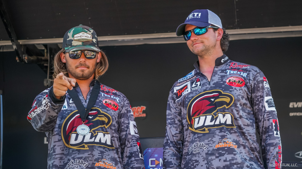 Image for Freeman Wins Nail-Biter in Red River Fish-Off