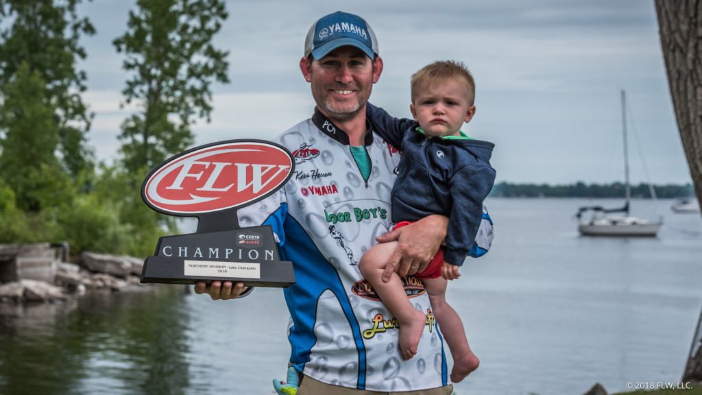 Image for Hesson Takes Co-angler Title