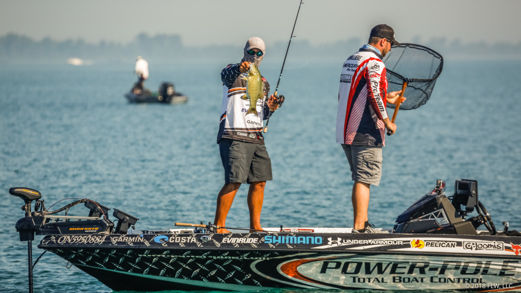 Image for Lake Erie Readies For YETI FLW College Fishing Event presented by Berkley