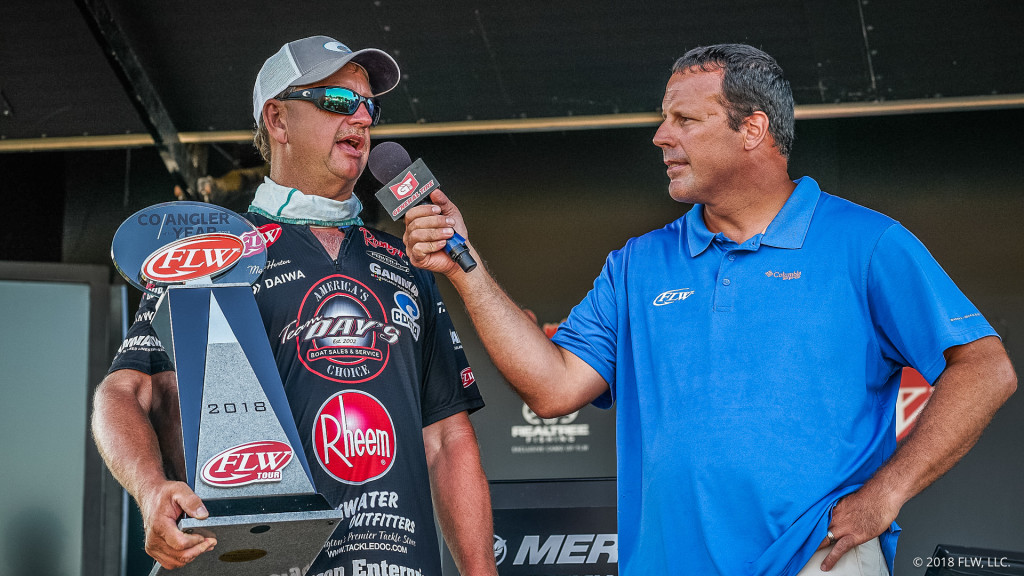 Image for Horton Crowned Co-angler of the Year
