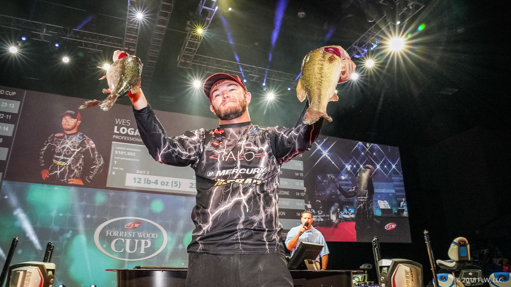 Image for Rookie Pro Logan Takes Over Cup Lead