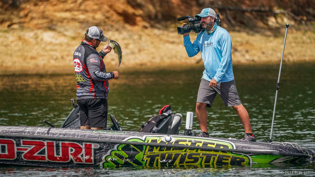Image for Lake Ouachita Day 3 Coverage