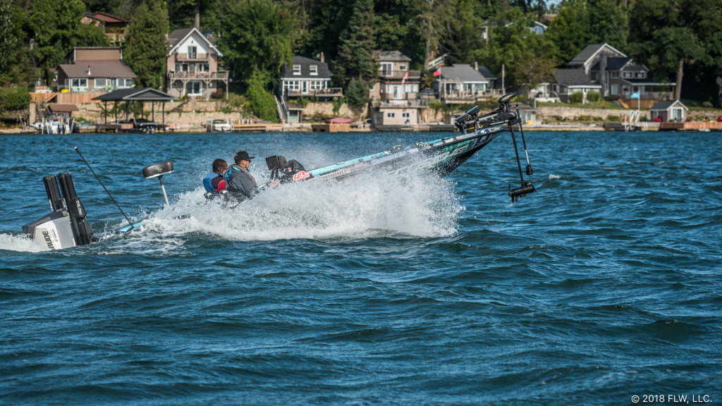 Image for 1000 Islands Midday Update – Day 3