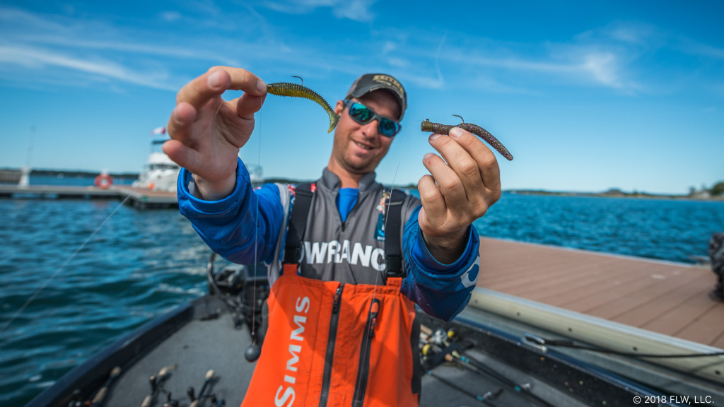 Image for Top 10 Baits From 1000 Islands