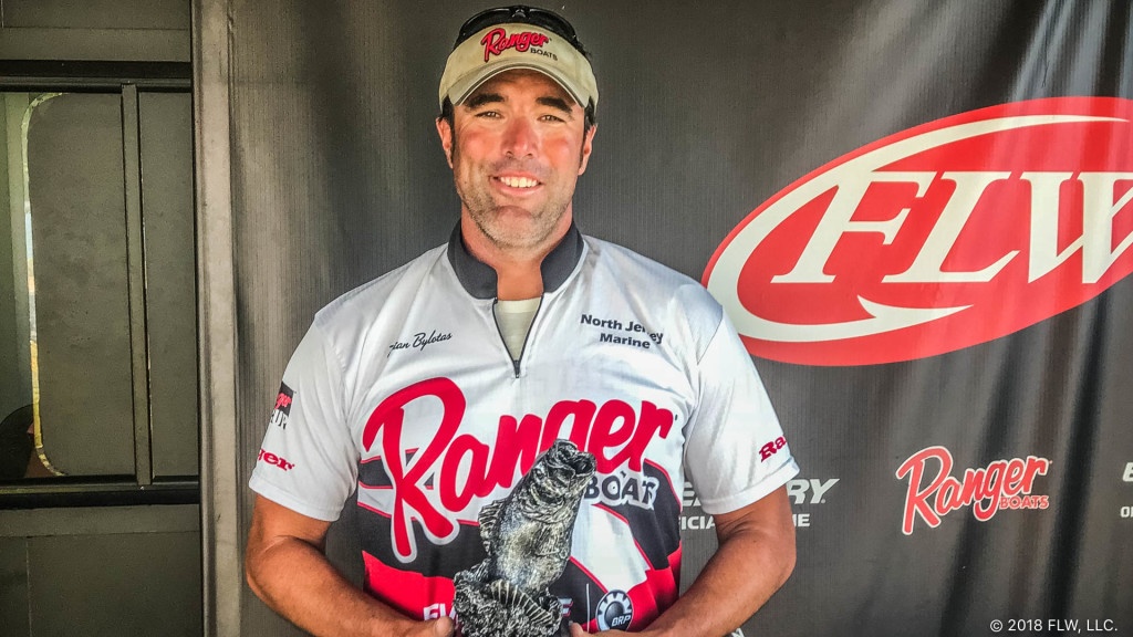 Image for Pennsylvania's Bylotas Wins T-H Marine FLW Bass Fishing League Northeast Division Finale on 1000 Islands