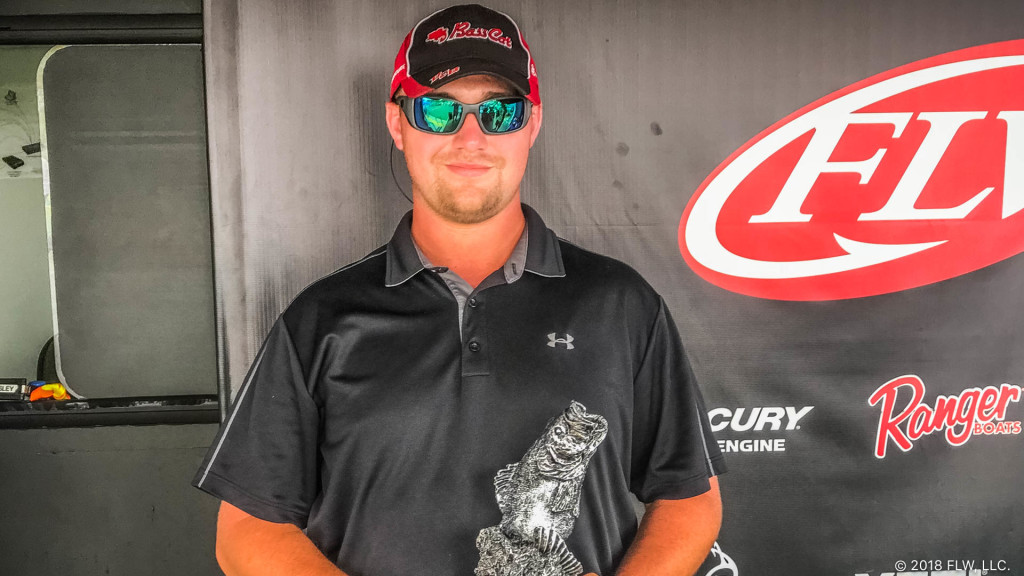 Image for Hoyle Wins T-H Marine FLW Bass Fishing League South Carolina Division Finale on Lake Wylie