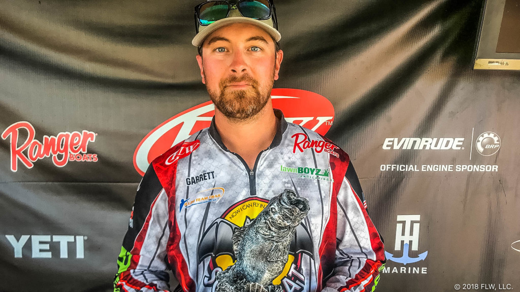Image for Mattoon's McDowell Wins T-H Marine FLW Bass Fishing League Illini Division Finale on Lake Shelbyville