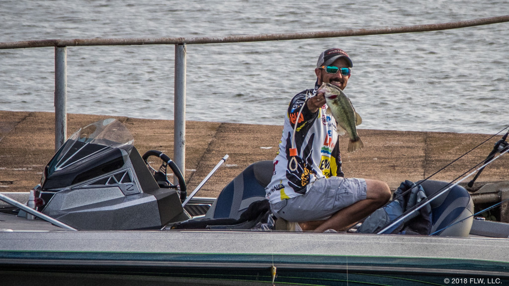 Image for Toyota Series to Host Event on Fort Gibson Lake