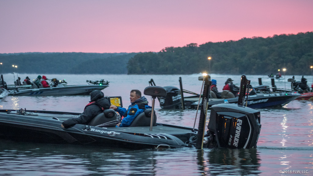 Image for Costa FLW Series Closes Out Regular Season at Lake of the Ozarks presented by Evinrude