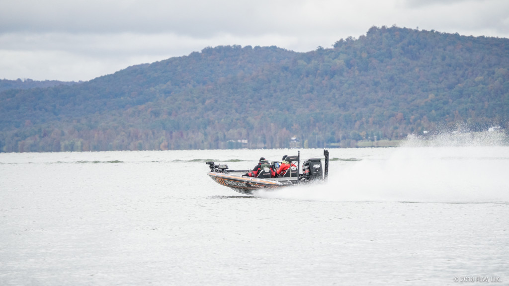 Image for Top 5 Patterns from Guntersville – Day 2