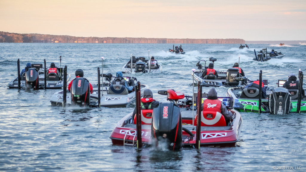 Image for Sam Rayburn Reservoir Set for Weekend of FLW Youth Bass-Fishing Tournaments