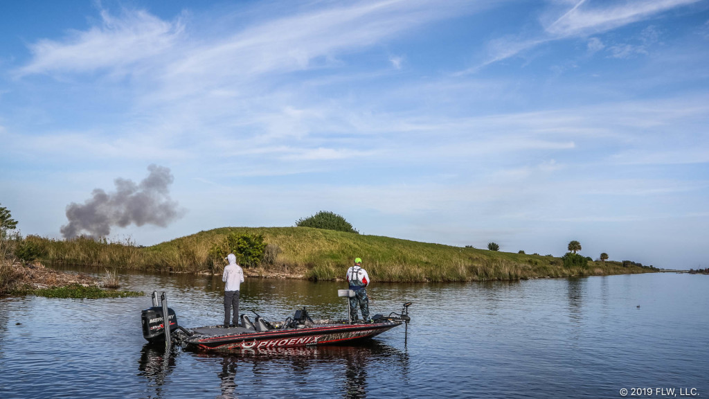 Image for St. Johns River Readies for Toyota FLW Series Tournament