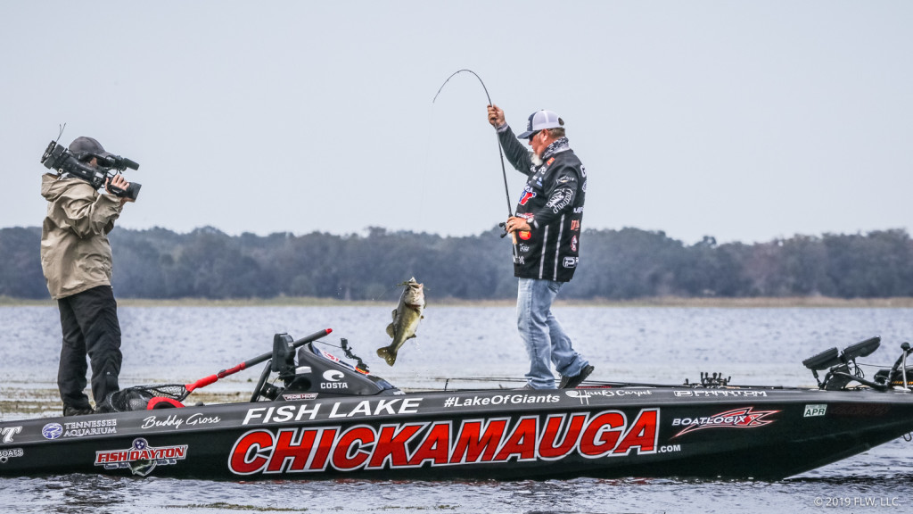 Image for Chickamauga's Gross Out Front at FLW Tour at Lake Toho Presented by Ranger Boats