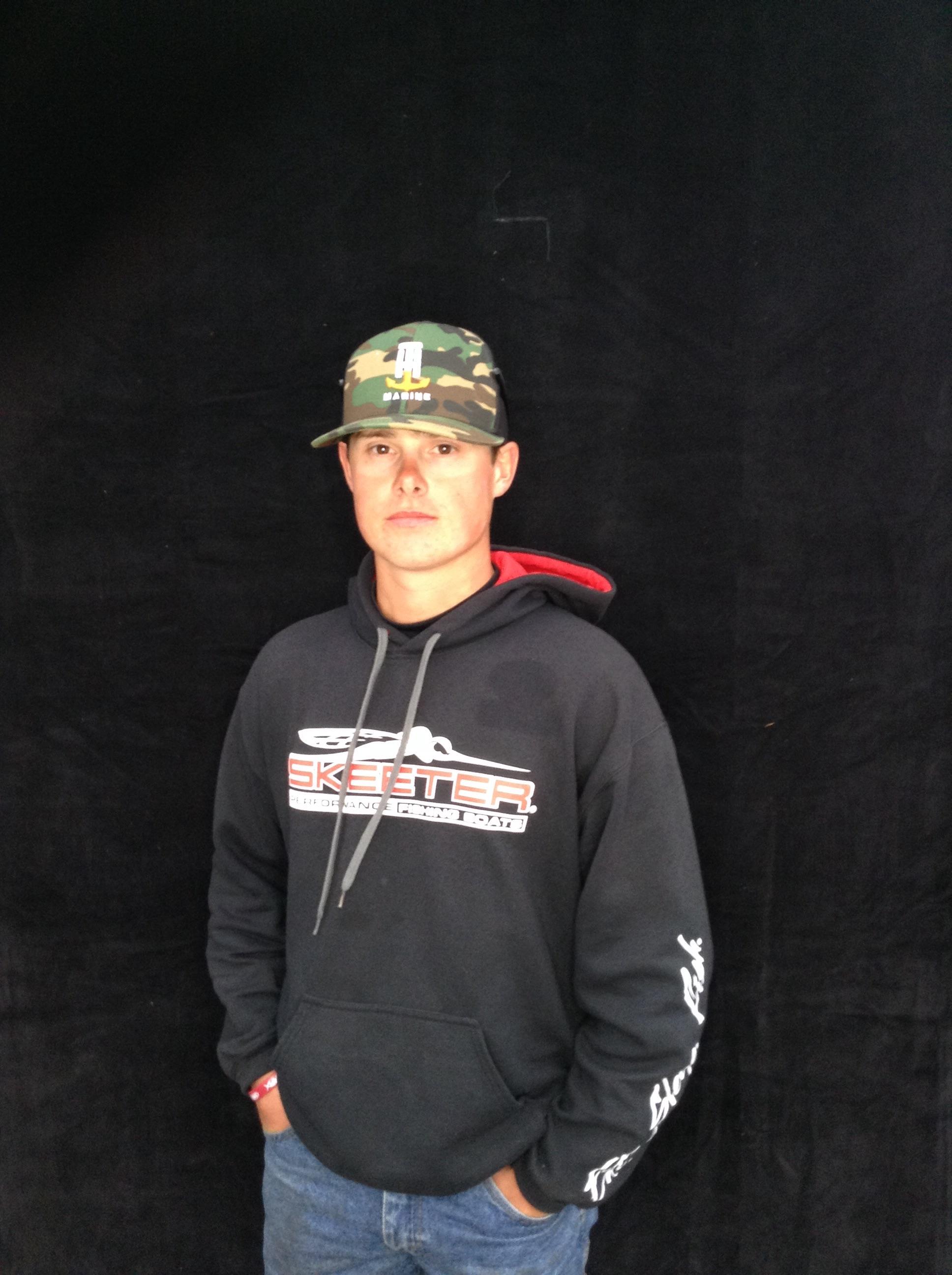 MLF Robbie Harrelson Profile