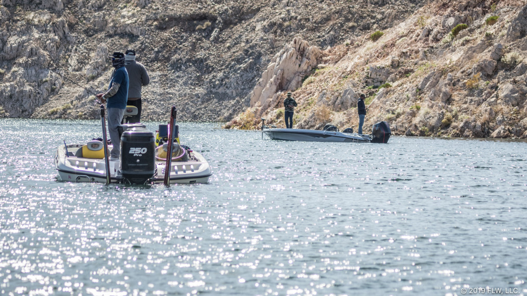 Image for Top 5 Patterns from Lake Mead – Day 1