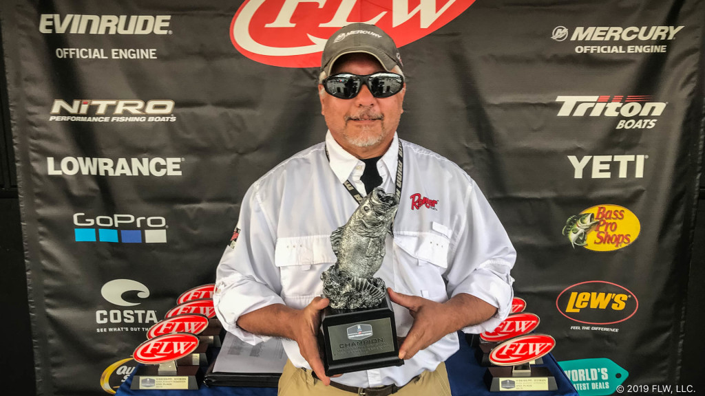 Image for Pickett Wins Another on C-rig