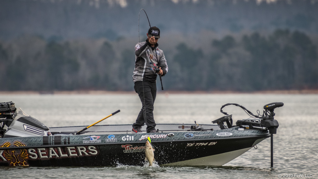 Image for Top 5 Patterns from Chickamauga – Day 1