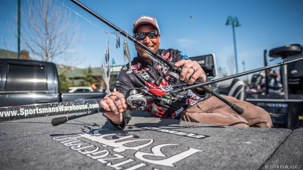 Image for Top 10 Baits From Chickamauga