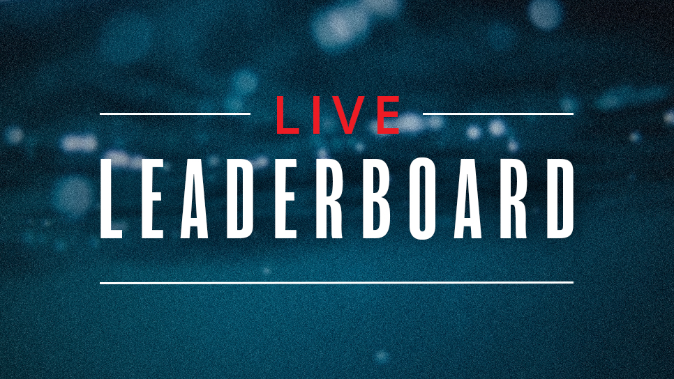 Image for FLW Live Leaderboard – Lake Chickamauga