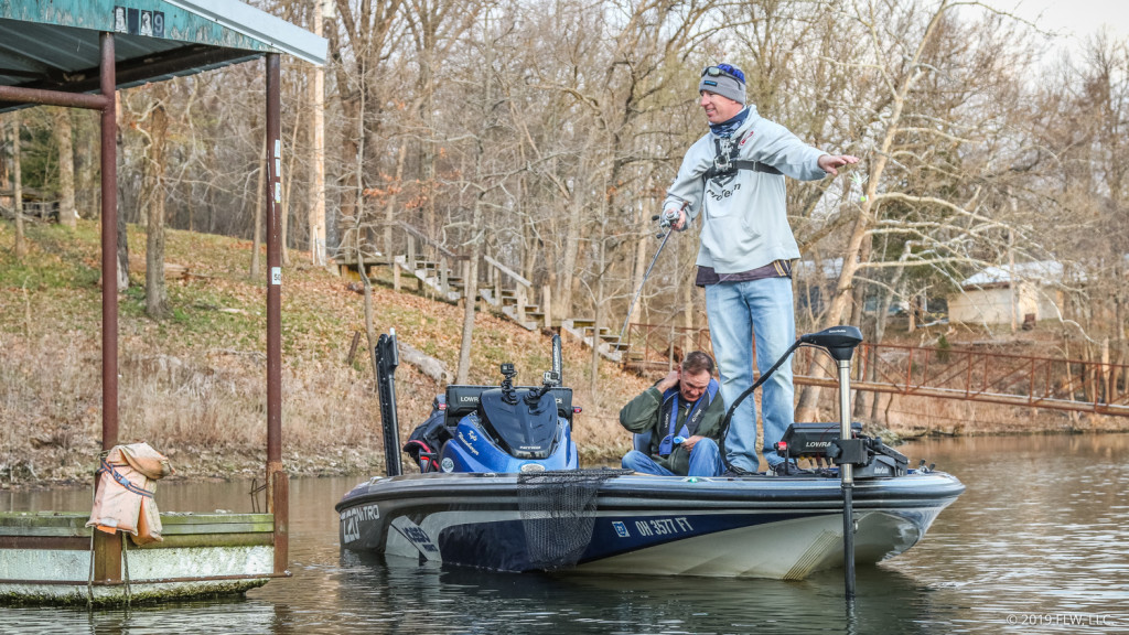 Image for Hoosier Division Opens at Perfect Time on Rough River Lake