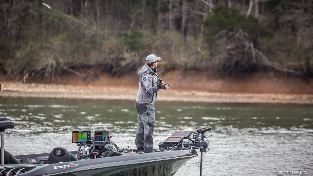 Image for Top 5 Patterns from Kentucky Lake – Day 1