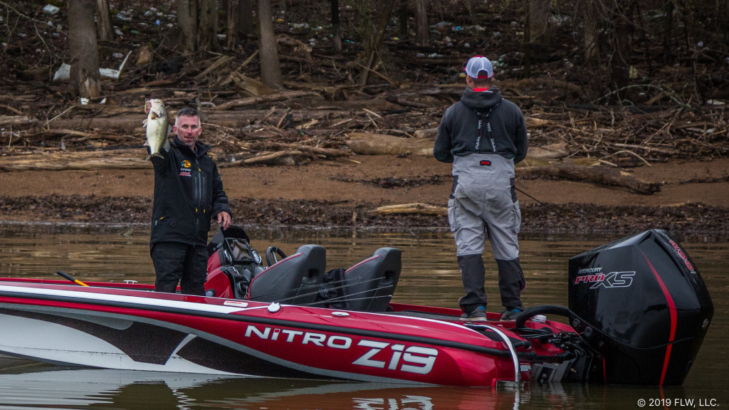 Image for Kentucky Lake Midday Update – Day 2