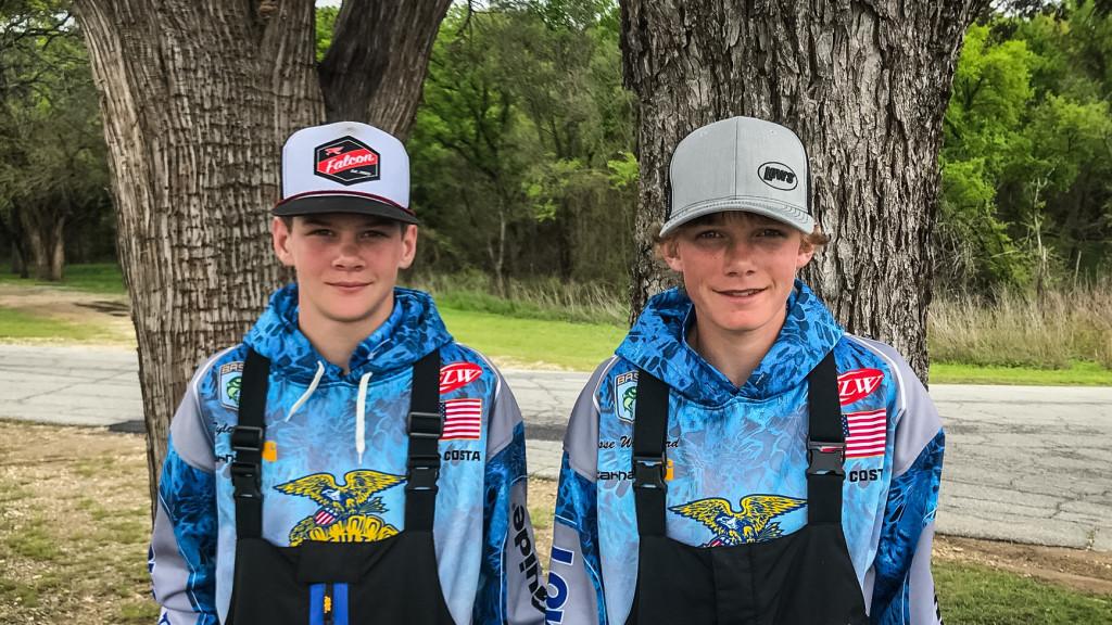 Image for Vinita High School Wins 2019 Bass Pro Shops FLW High School Fishing Lake Texoma Open