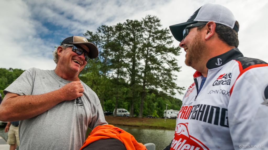 Image for FLW Tour at Lake Chickamauga Champion John Cox featured with in-depth Interview  on The WeFishASA Podcast