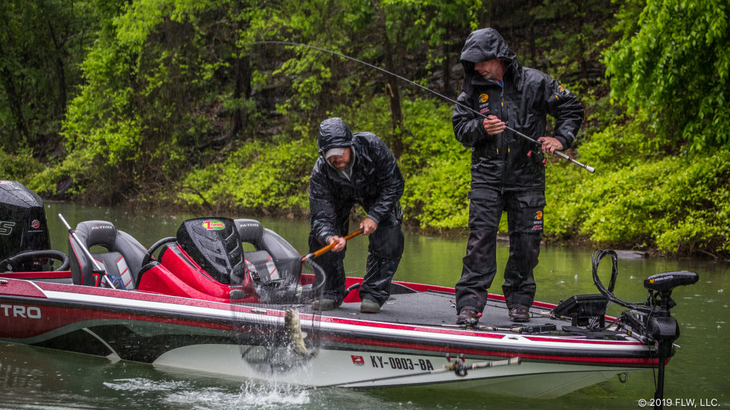 Image for Table Rock Midday Update – Day 3