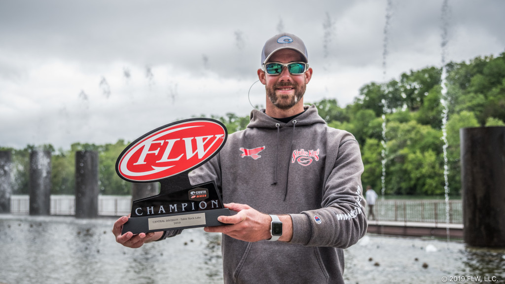 Image for Co-Angler Parsons Wins for Brother