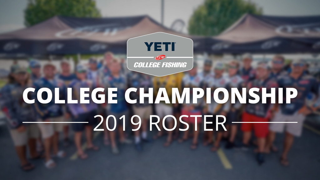 Image for College Fishing National Championship Qualifiers