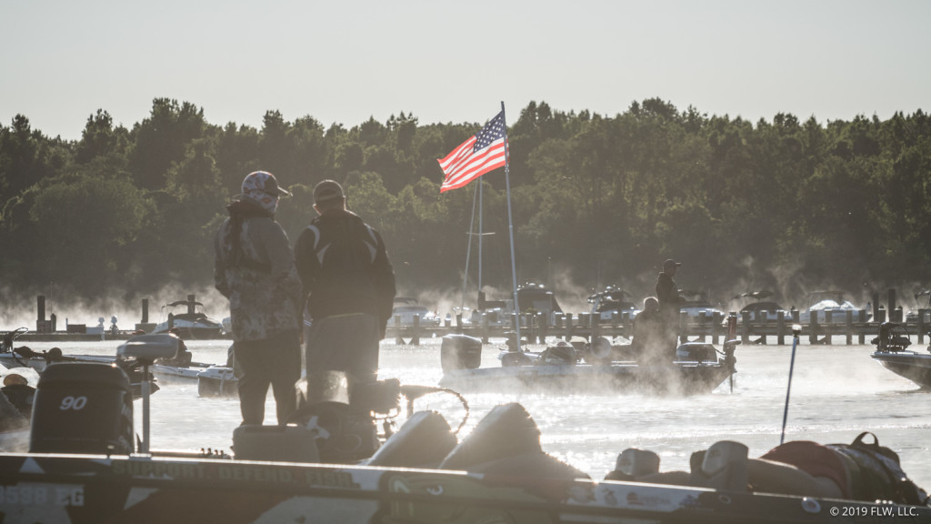 Image for North Little Rock Readies for Weekend of FLW Youth Bass-Fishing Tournaments