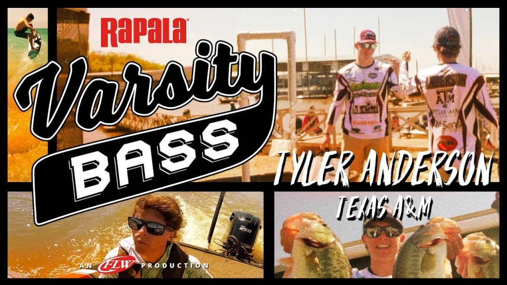 Image for Rapala Varsity Bass presented by General Tire, A New, Original YouTube-Based Reality Series Premieres Today