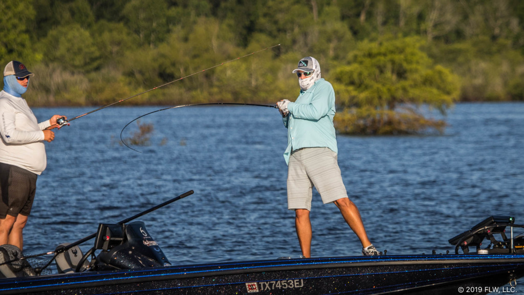 Image for Sam Rayburn Top 5 Patterns – Day 1