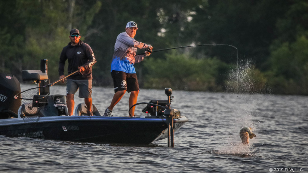 Image for Sam Rayburn Midday Update – Day 3