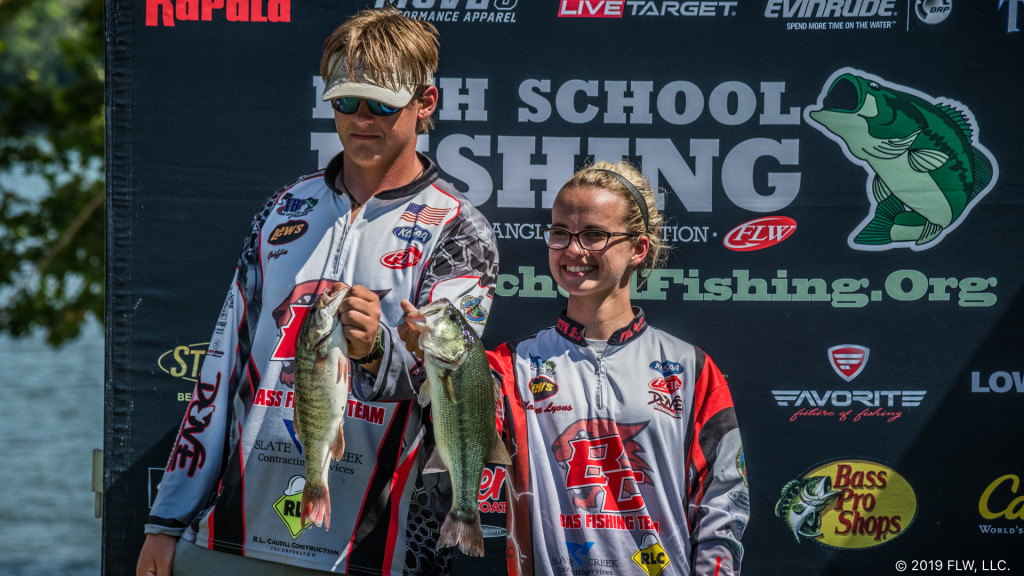 Image for Georgia to Sanction Bass Fishing as Official High School Sport