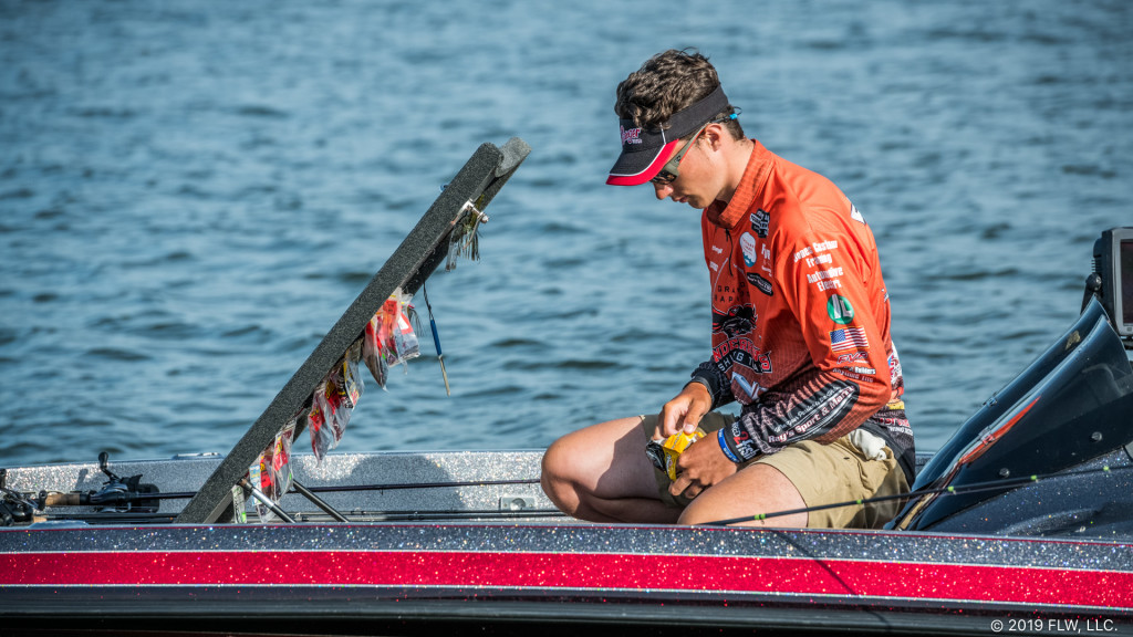 Image for High School Championship Top 10 Baits