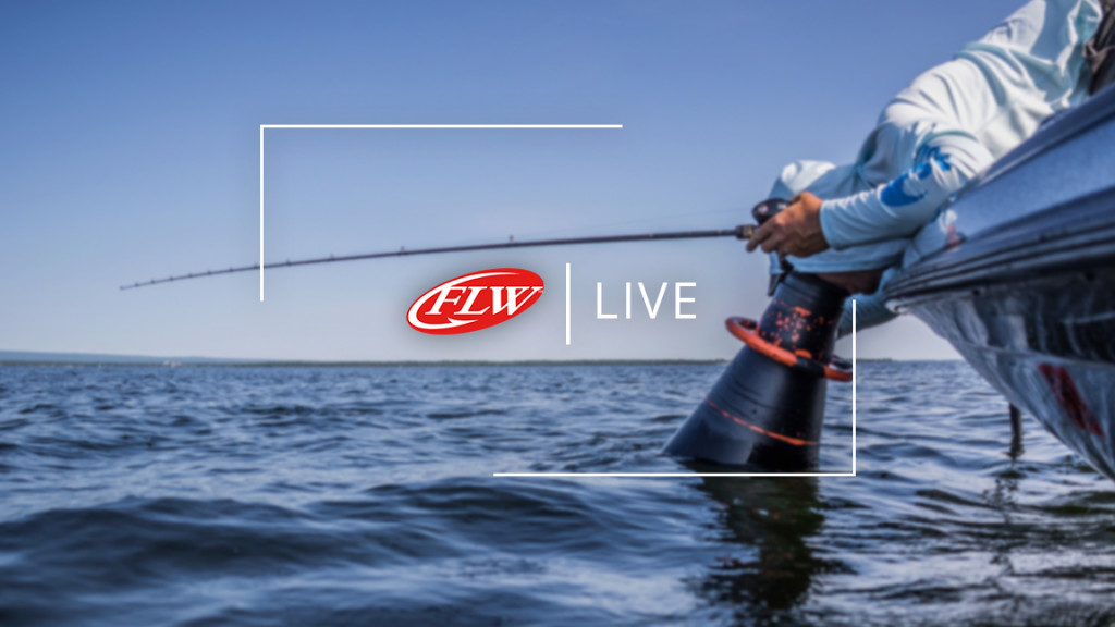Image for FLW Live Schedule for Lake Champlain
