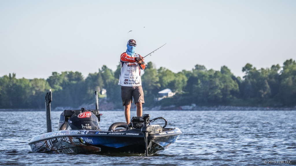 Image for Sandusky Readies for Weekend of FLW Youth Bass-Fishing Tournaments on Lake Erie