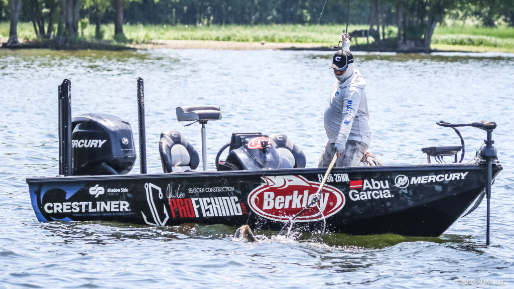 Image for A Three-Angler Race for AOY