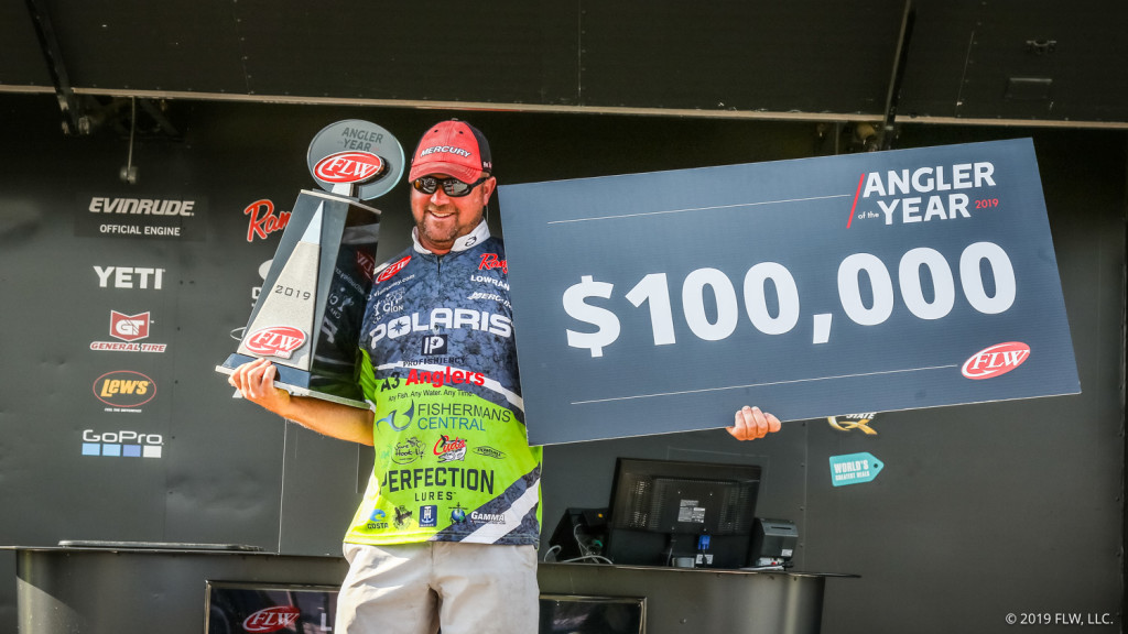 Image for New Interview with FLW AOY David Dudley on the We Fish ASA Podcast