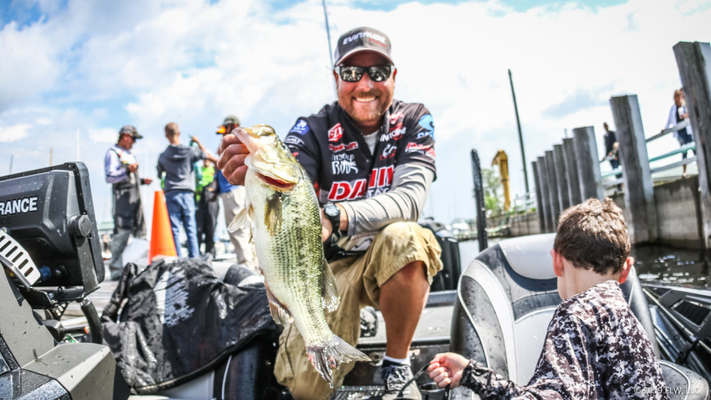 Image for New Interview with FLW Tour Superstar Bryan Thrift on the We Fish ASA Podcast