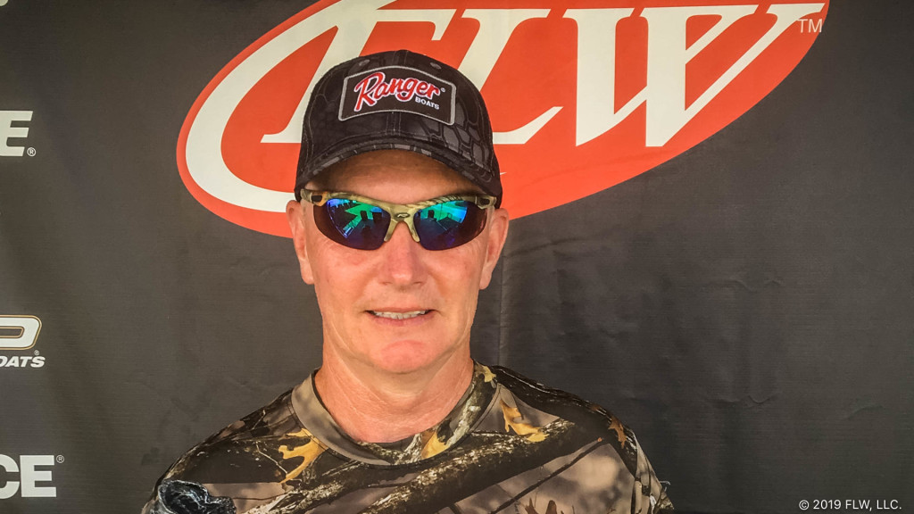 Image for Danville's Siggers Wins T-H Marine FLW Bass Fishing League Tournament on Smith Mountain Lake