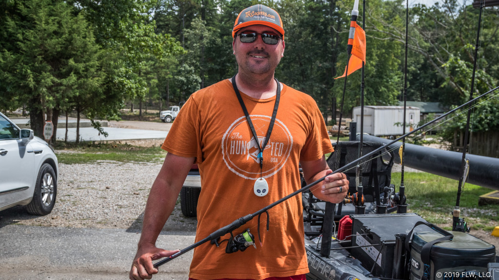 Image for Alan Reed Dishes on FLW-KBF Cup Practice